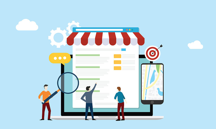 Local Seo Market Strategy Business Search Engine Optimization Wi