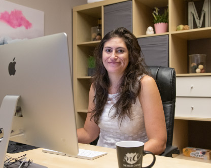 Michelle is a developer at our Columbus Marketing Firm